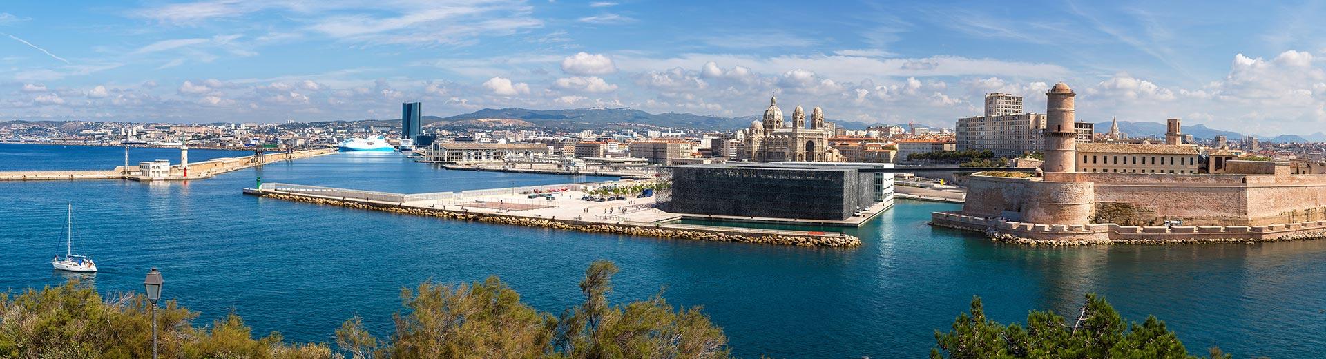 Städtereise Marseille