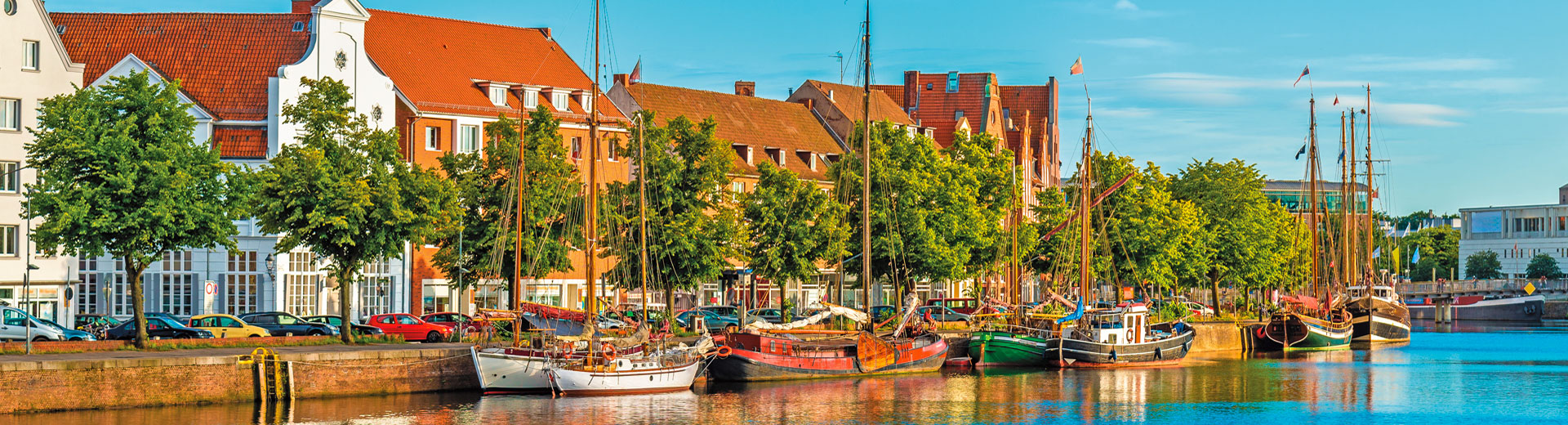 Städtereise Lübeck
