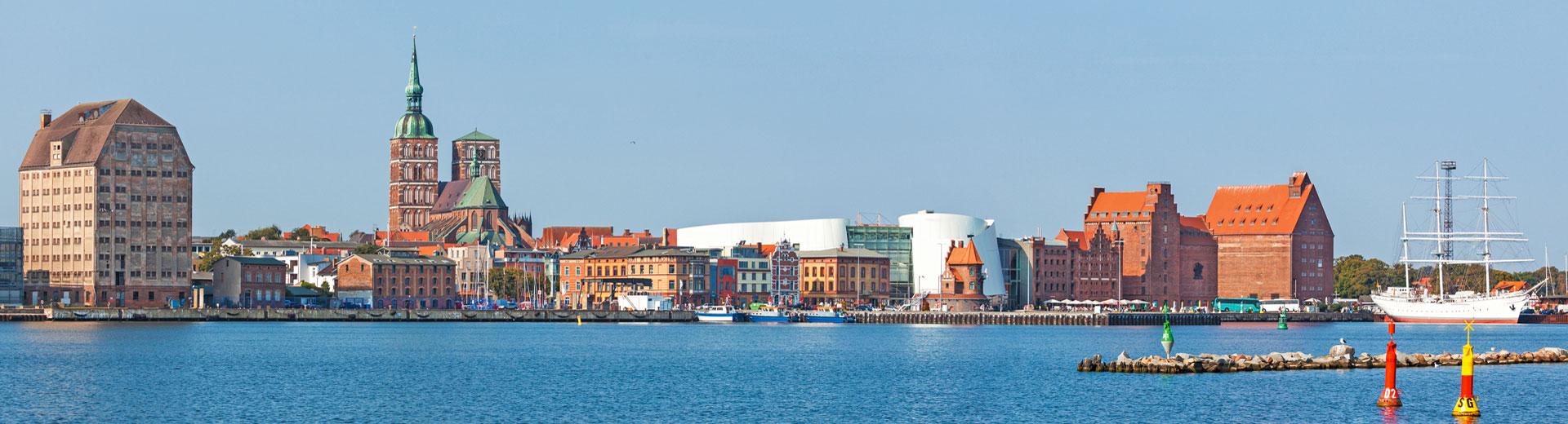 Städtereise Stralsund
