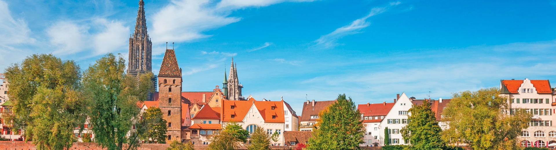Städtereise Ulm