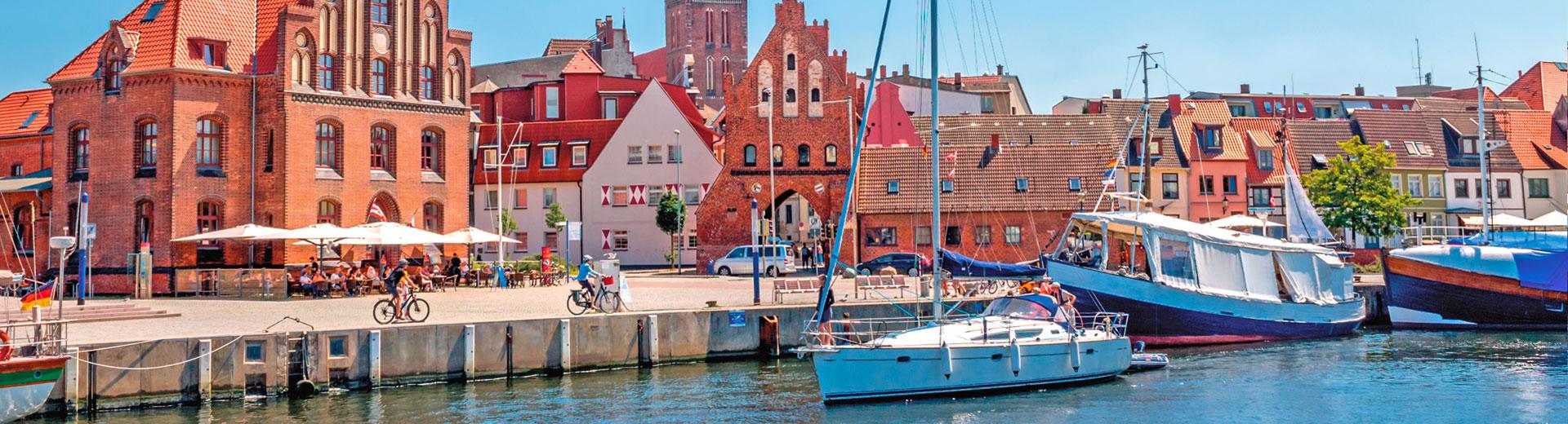 Städtereise Wismar