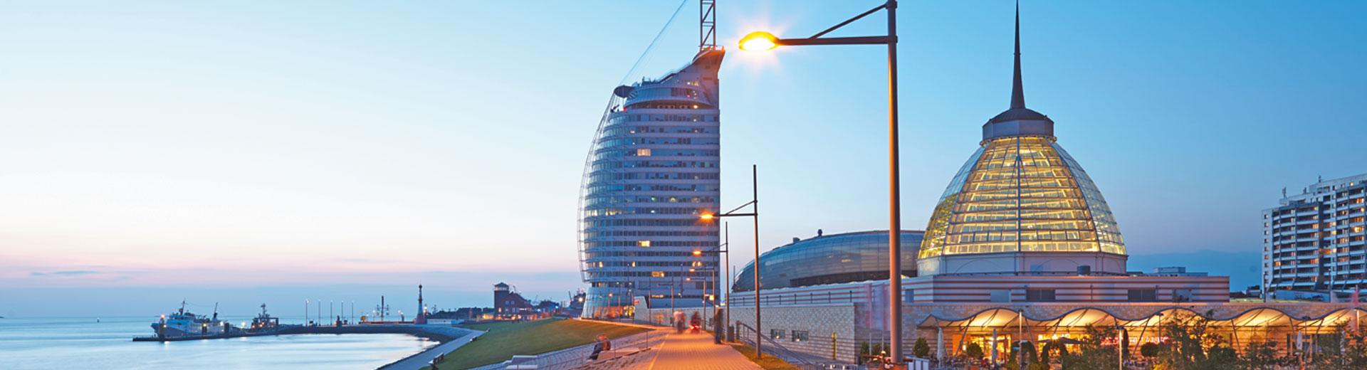 Städtereise Bremerhaven