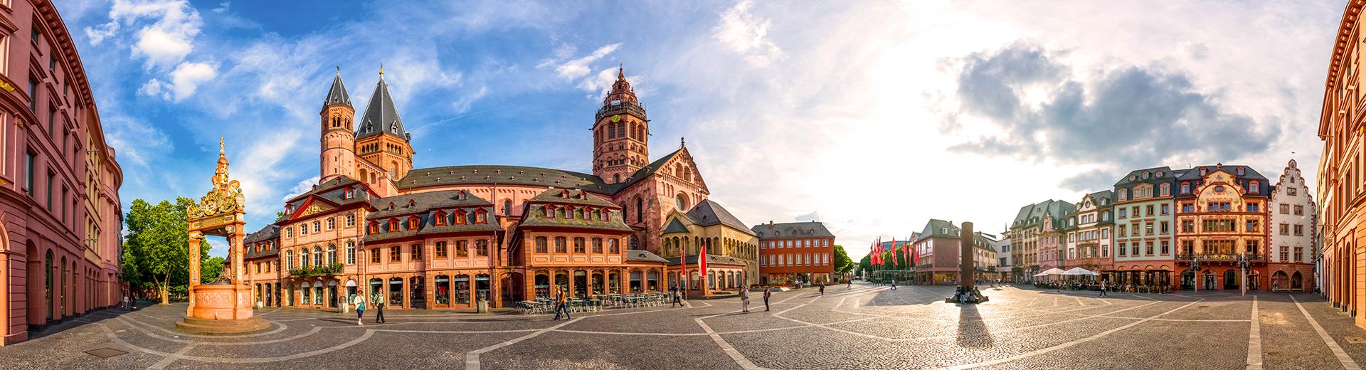 Städtereise Mainz