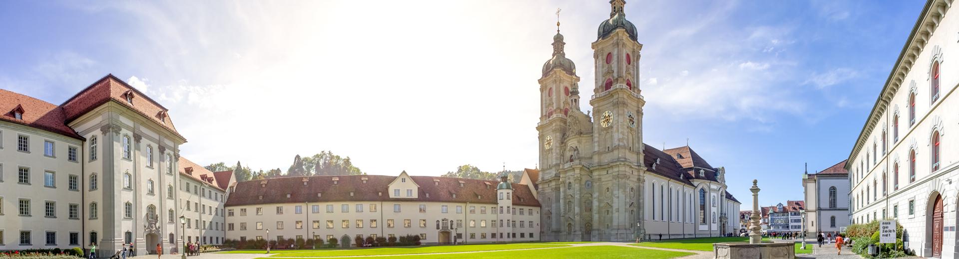 Städtereise St. Gallen