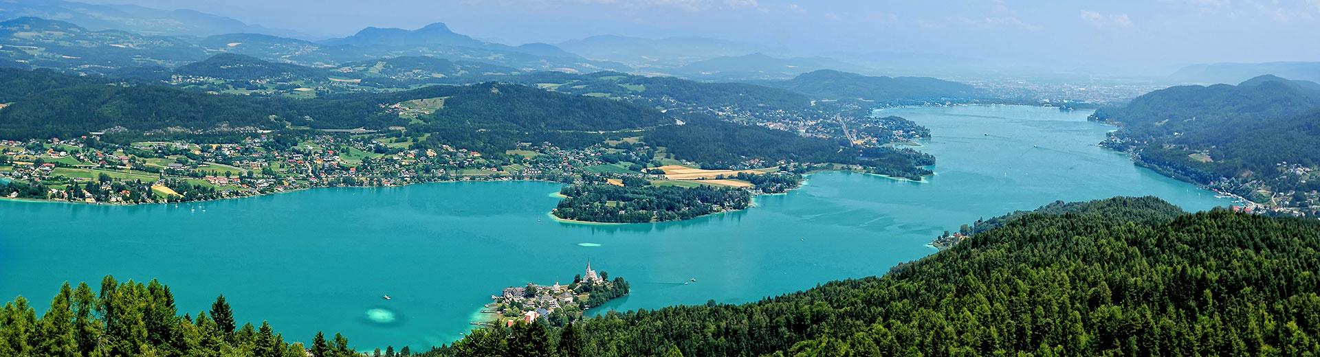 Steiermark + Wörthersee - Rundreise mit dem Auto