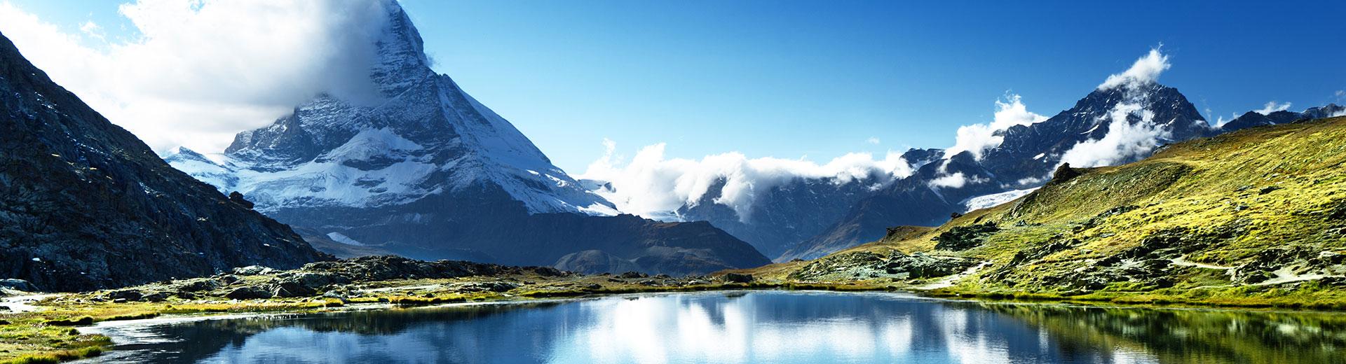 Grand Tour of Switzerland – Westroute Autorundreise