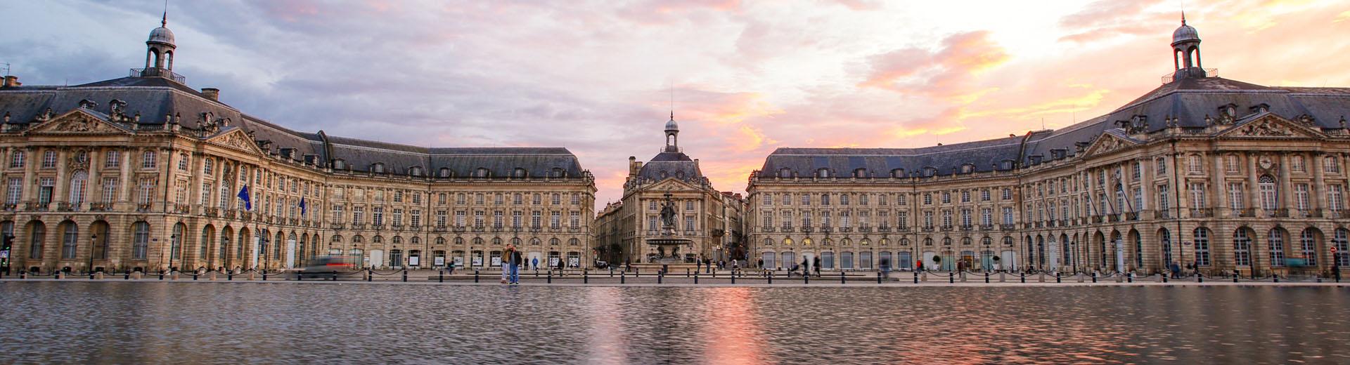 Voyage en groupe Bordeaux - offre économique