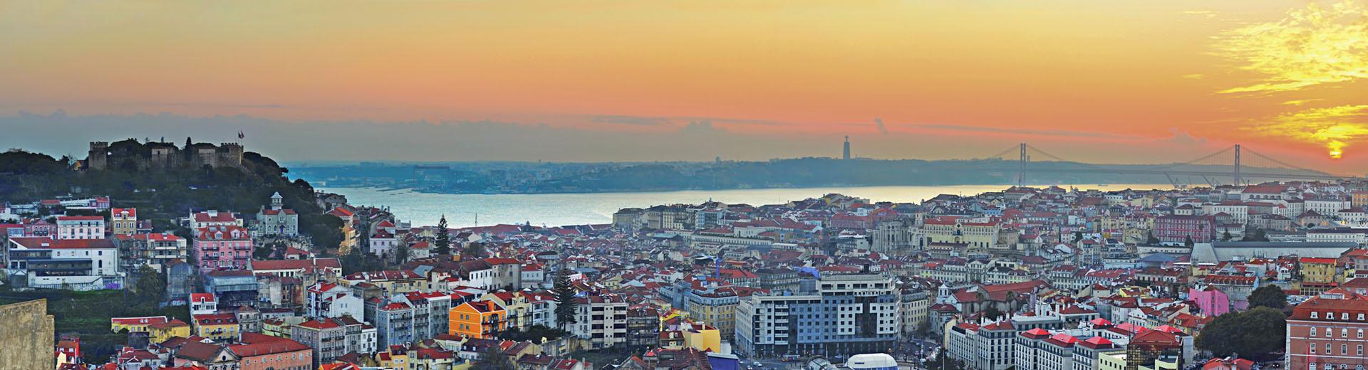 Gruppenreise Lissabon - Package Gruppen Budget Flug