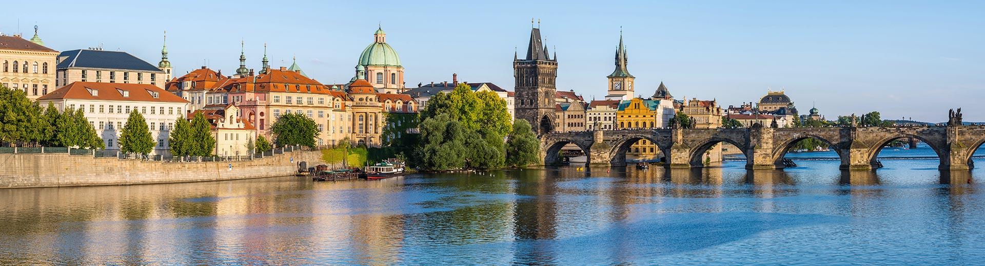 Gruppenreise Prag - Package Gruppen Budget Bahn