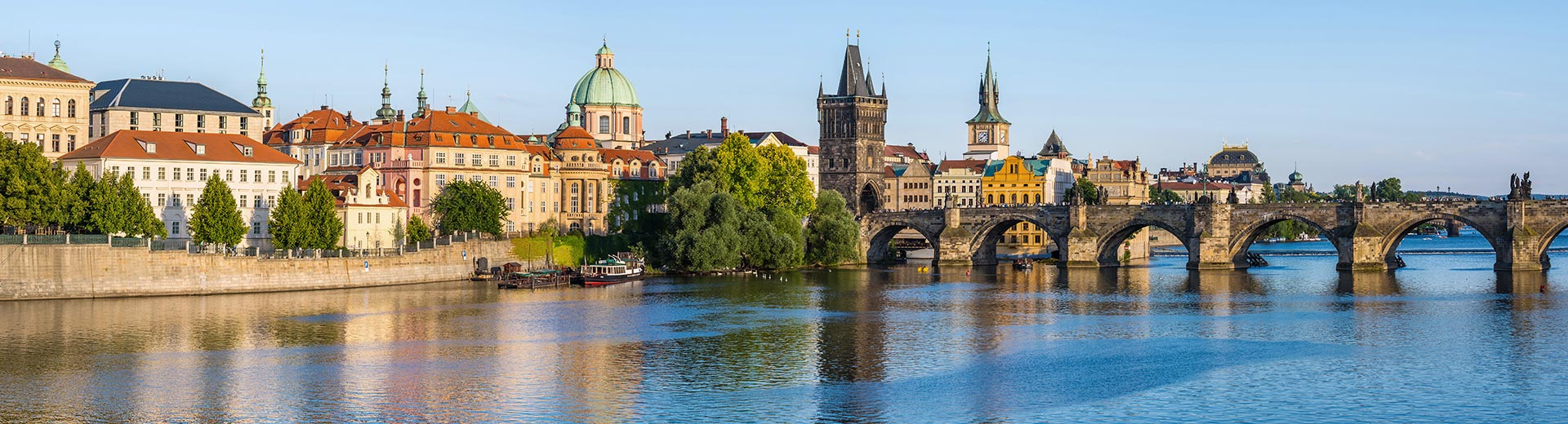 Gruppenreise Prag - Package Gruppen Classic Bahn