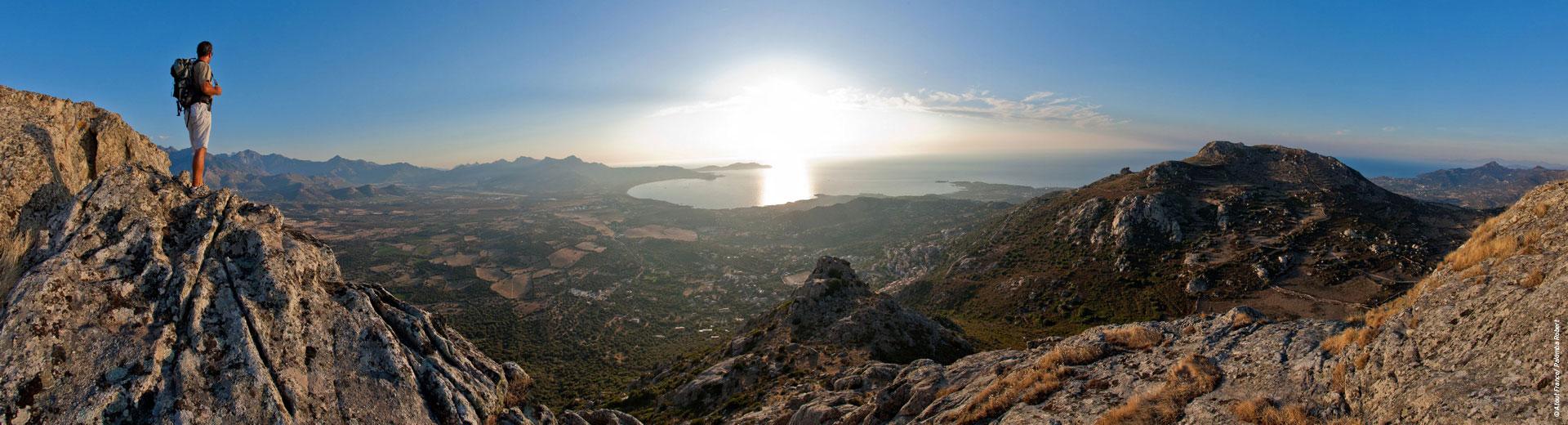 Korsika – individuelle Wanderung – Meer und Berge