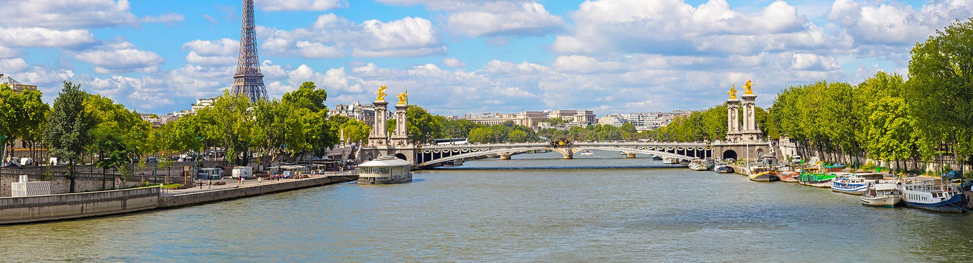 Voyages en groupe Paris - offre Classique