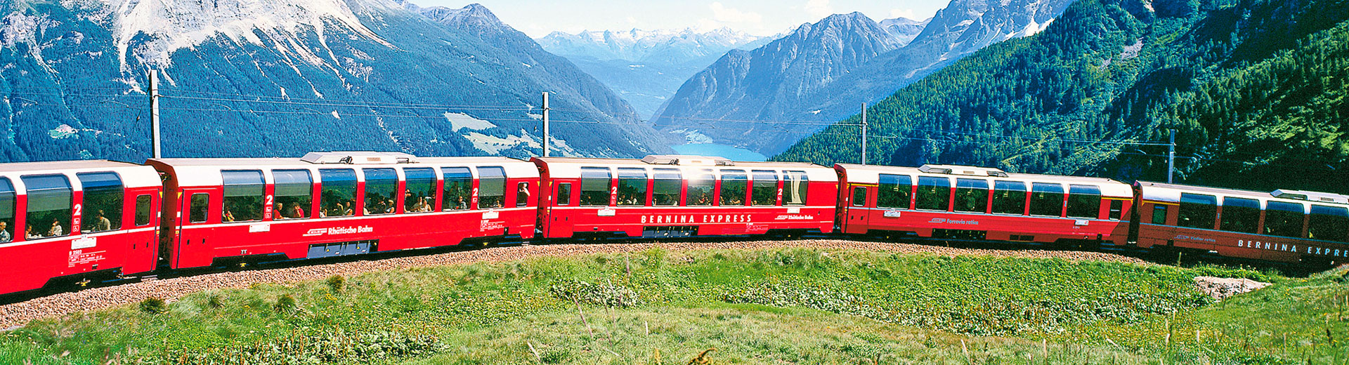 Wettbewerb Bernina Express