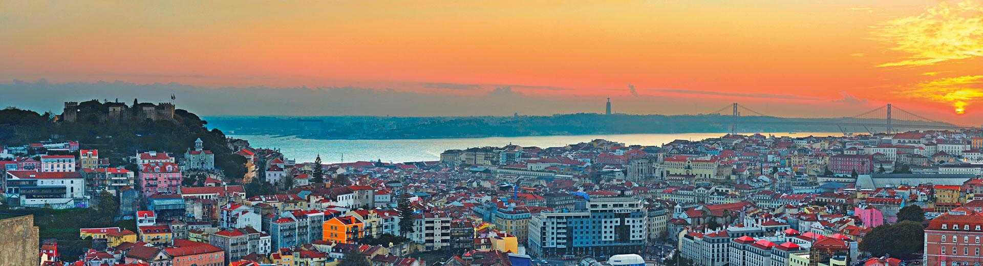 Voyages en groupe Lisbonne - offre confort avion