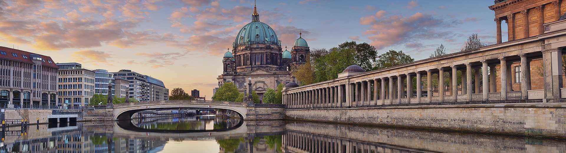 Voyages en groupe Berlin - offre confort train