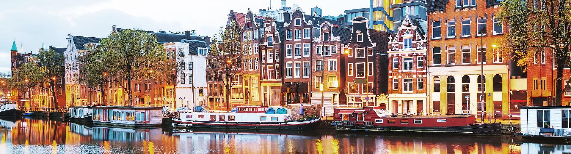 Gruppenreise Amsterdam - Package Gruppen Classic Flug