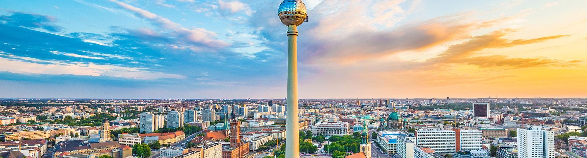 Städtereise Berlin – Flug und Hotel