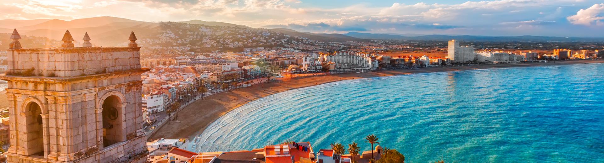 Spanien – Flug und Hotel