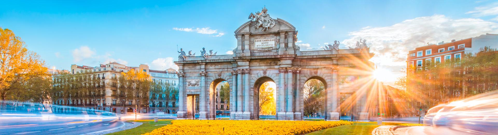 Städtereise Madrid – Flug und Hotel