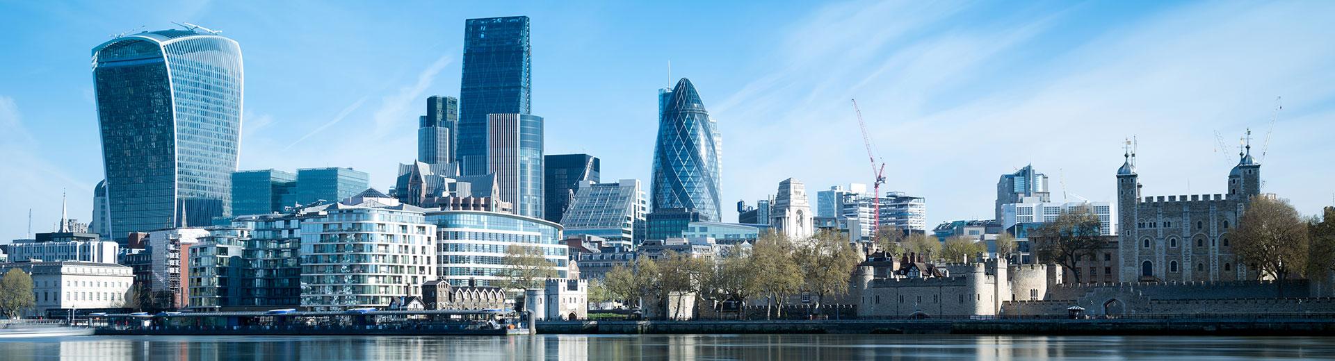 Städtereise London – Flug und Hotel