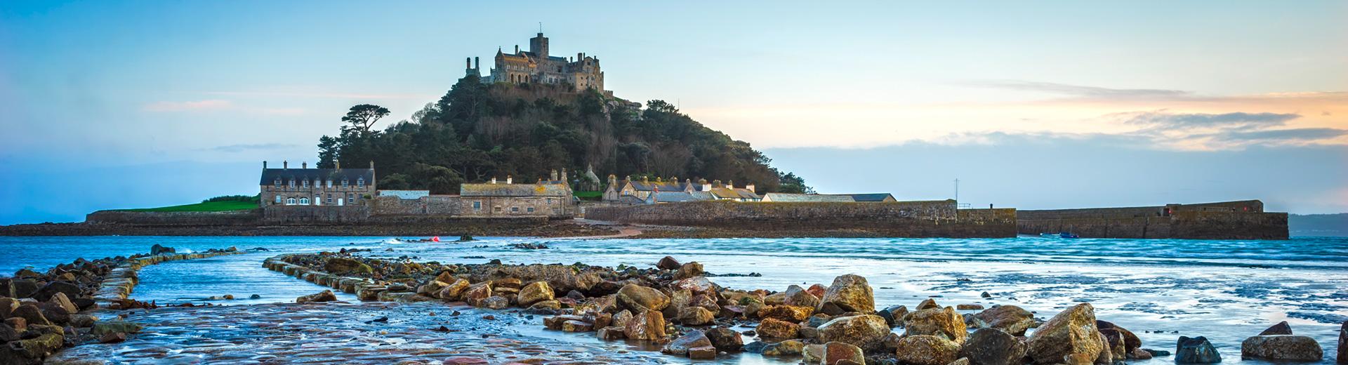 Wanderreise «Cornwall»