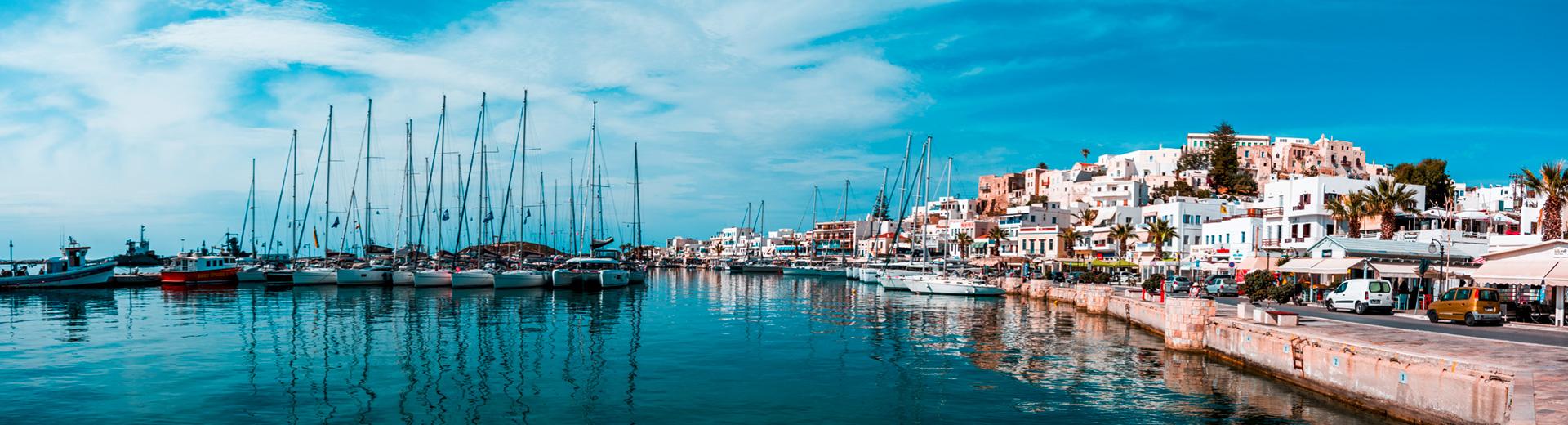 Wanderreise «Naxos und Santorini»