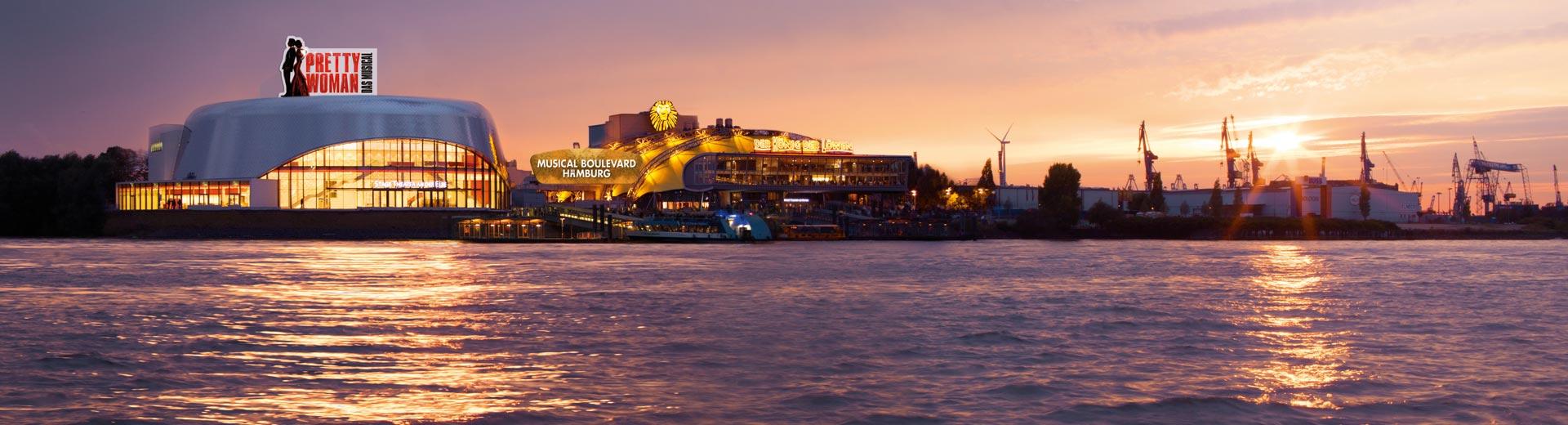 Hamburg: Musical- und Comedy-Highlights