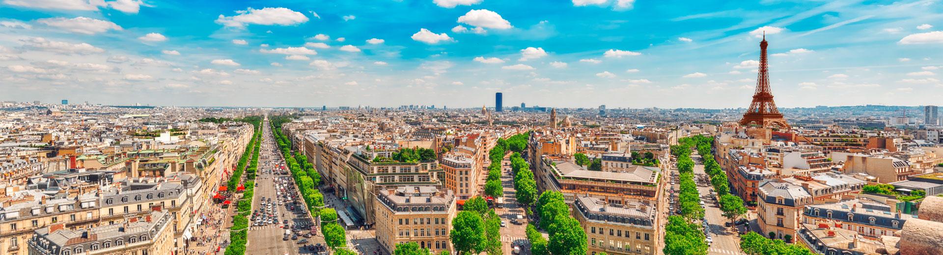 Wanderreise «Paris»