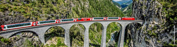 Glacier Express – Gratis upgrade