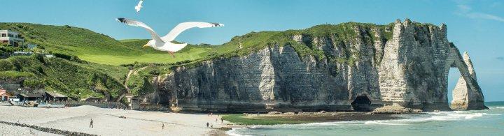 Tour de Normandie – Circuit individuel en voiture