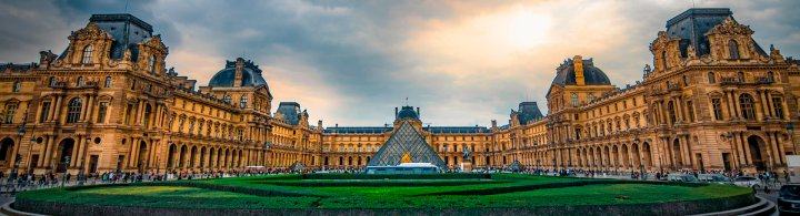 Paris - Leonardo da Vinci Ausstellung