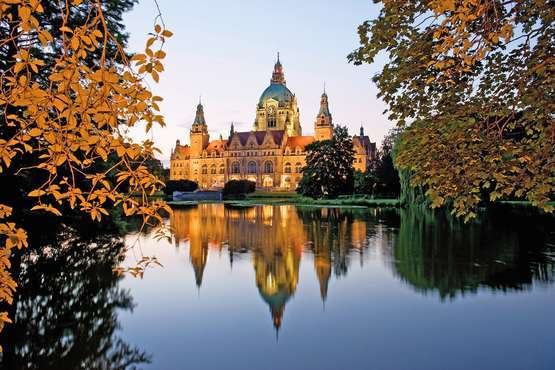 Hotel Crowne Plaza Hannover