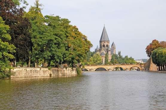 Moselle-Lorraine - Metz © Michel Laurent / CRT Lorraine
