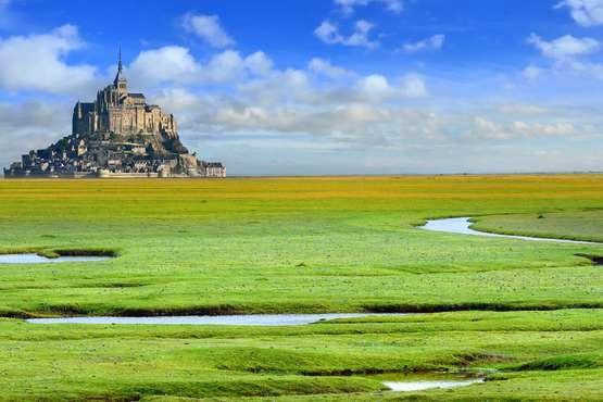Entrée coupe-file abbaye du Mont-Saint-Michel