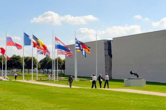 Le musée Mémorial de Caen