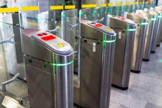 London Travelcard zones 1-6