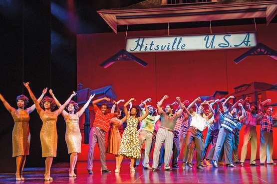 Comédie musicale - Motown the Musical