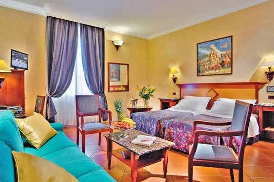 Hôtel Corona d'Italia