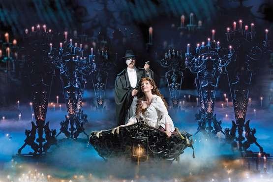 Musical - Phantom of the Opera