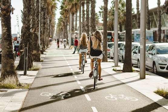 Barcelona by Bike