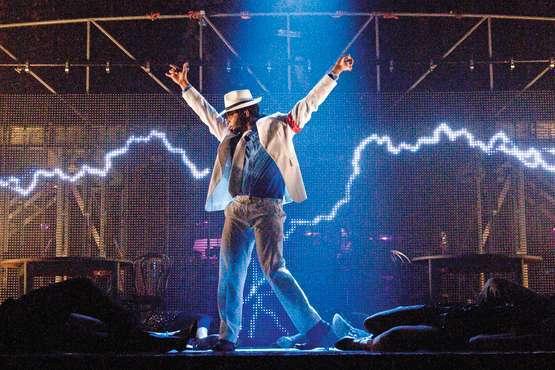 Comédie musicale - Thriller Live