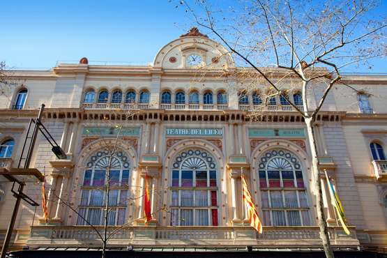 Barcelone culturelle
