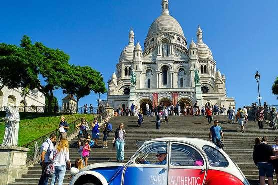 Paris en 2CV