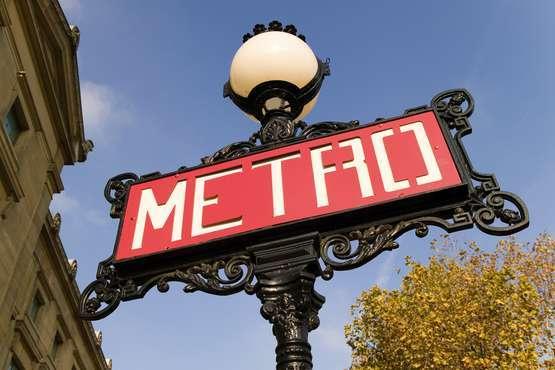 Metro Fahrscheinheft (10 Fahrscheine)