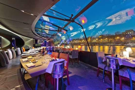 Dinnerfahrt Paris