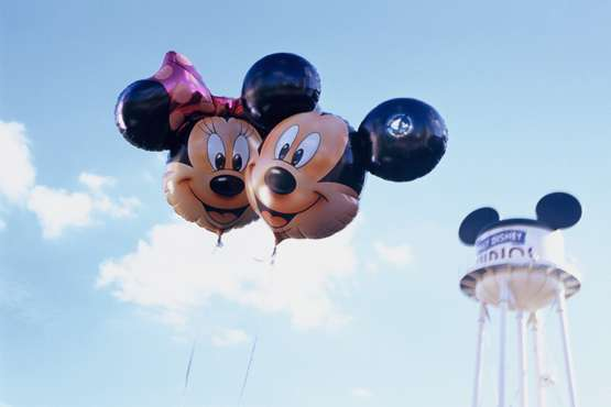 Disneyland© Paris Transfer-Billette RER