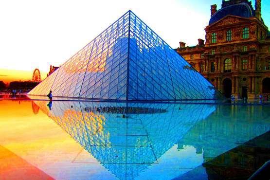 Musée du Louvre sans attente