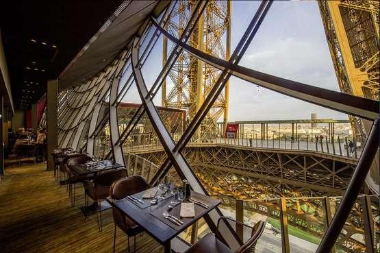 Restaurant 58 Tour Eiffel