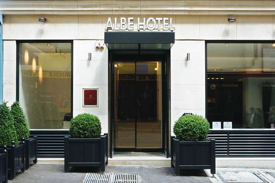 Albe Saint-Michel Hotel