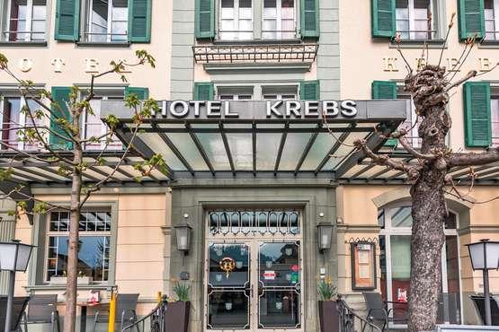 Hôtel Krebs